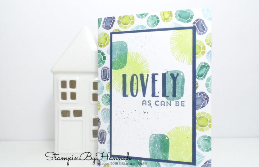 Thoughtful Thursday Gratitude Journal using Naturally Eclectic Designer Series Paper and Lovely Inside & Out from Stampin' Up!