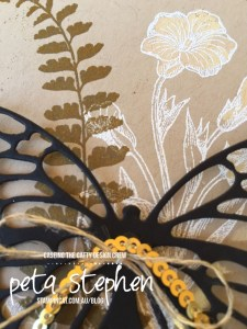 Stampin' Cat Butterfly Basics Timeless Textures