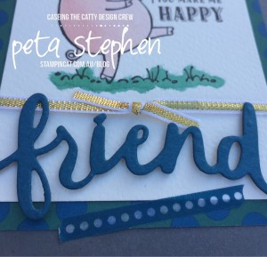 Stampin' Cat CTC139 Lovely Words