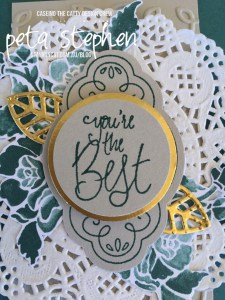 Stampin' Cat CTC142 Label Me Pretty