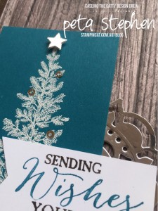 Stampin' Cat CTC143 Lovely as a Tree