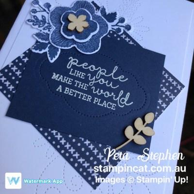 #stampin_cat #esad #needlepointnook #butterflyelements #sab #diy #handmadecard #stampinup