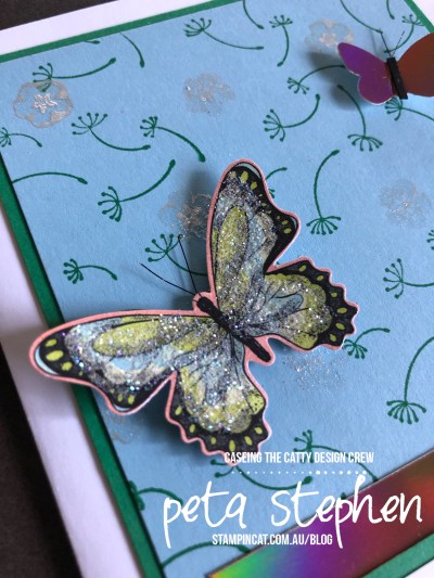 Stampin' Cat CTC217 Butterfly Gala Stampin' Up!