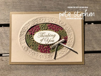 #stampin_cat #ctc224 #heirloomframes #stampinup