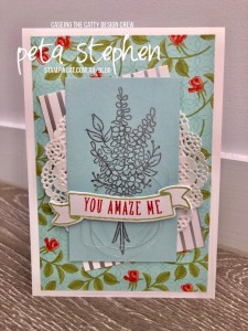 Stampin' Cat CTC169 Lots of Lavender