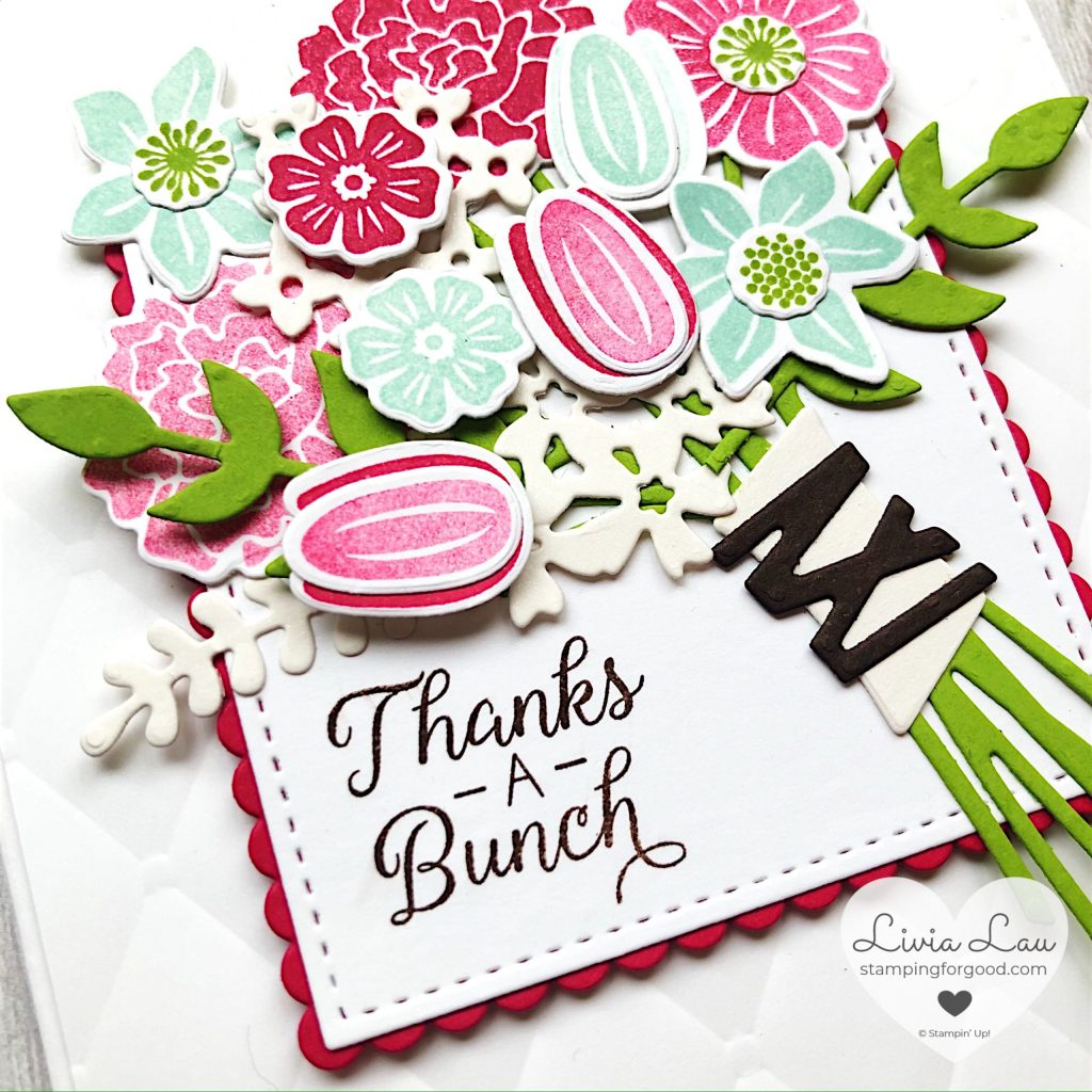 Beautiful Bouquet Card 4