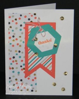 2014 Stampin' Up! Sale-a-bration Good as Gold Card Kit and Twisty Treats Kit