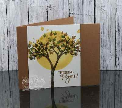 Clean and simple Stampin' Up! Life is Beautiful cards