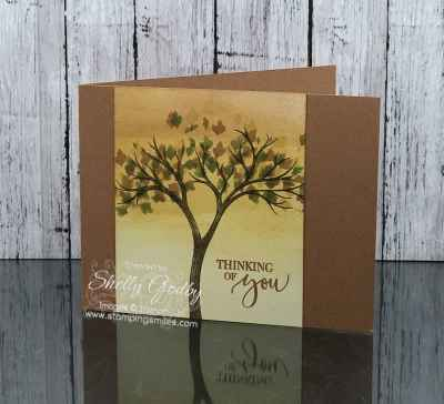 Clean and simple cards made with the Stampin' Up! Life is Beautiful Stamp Set