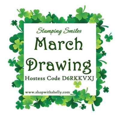 Stamping Smiles March Drawing Host Code