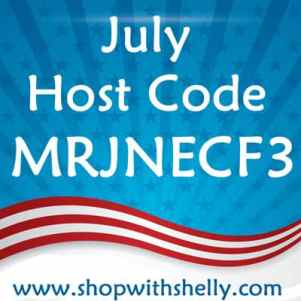 Stamping Smiles July Host Code
