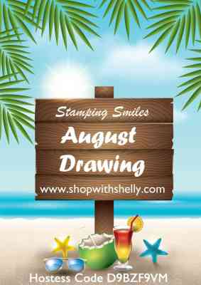 Stamping Smiles August Drawing