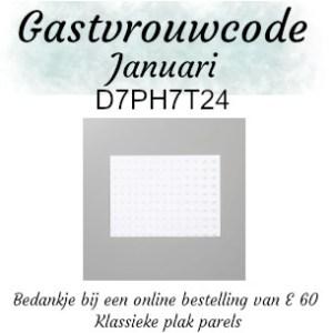gastvrouwcode jan 21