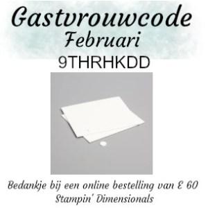 gastvrouwcode feb 21