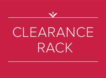 clearance rack update september 2018