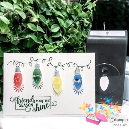Making Christmas Bright Stampin Up