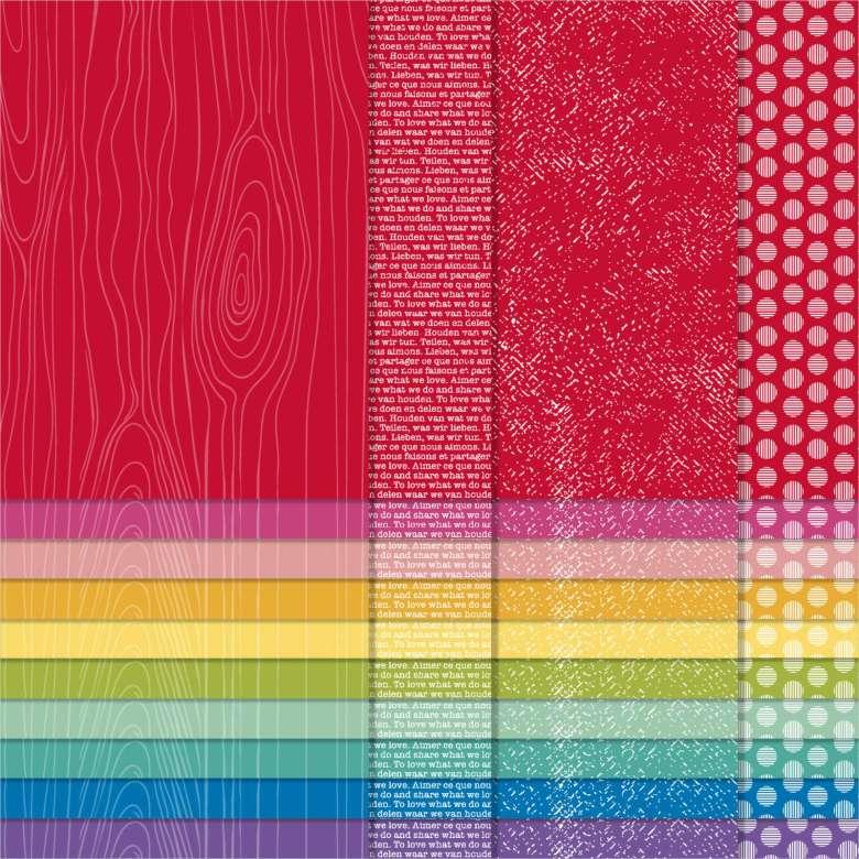 bright, helder, kleuren, stampin up, stampin treasure, design, papier, paper