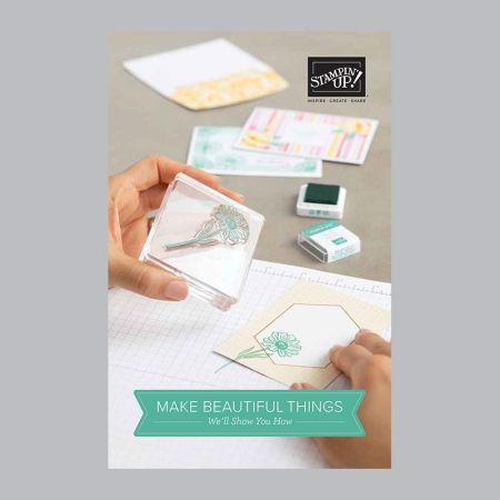 beginners brochure, 2020, 2021, starter, brochure, stampin up, stampin treasure