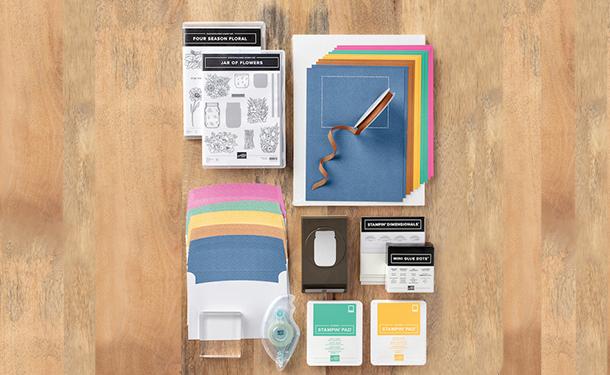 startpakket, voorbeeld, zelf kiezen, stampin up, stampin treasure, demo worden, demonstrator, demonstratrice
