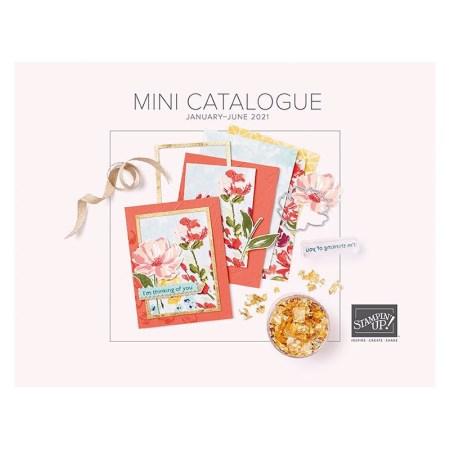mini, catalogus, voorjaar, stampin up, stampin treasure, 2021