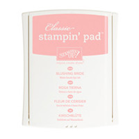 Blushing Bride Classic Stampin' Pad