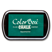 Aquamarine Colorbox Chalk Ink Pad