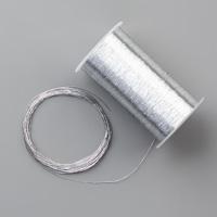 Silver Metallic Thread