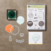 Celebrate Today Photopolymer Bundle by Stampin' Up!