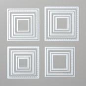 Layering Squares Framelits Dies