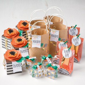 Perfectly Wrapped Project Kit, Stampin' Up!