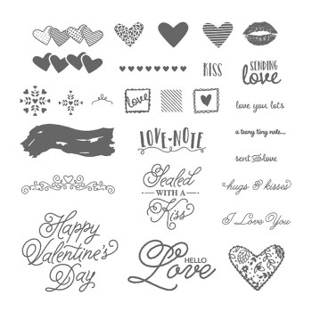 Sealed with Love, Stampin' Up!