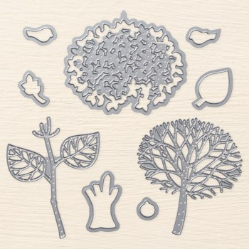Beautiful Branches Thinlits Dies, Stampin' Up!