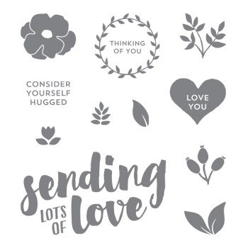 Lots of Love, Stampin' Up!