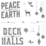 Carols of Christmas Clear-Mount Stamp Set