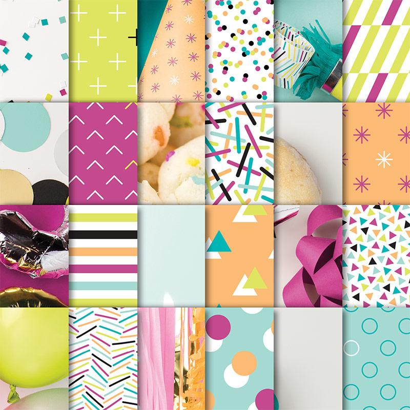 "Picture Perfect Party 6"" x 6"" (15.2 x 15.2 cm) Designer Series Paper"