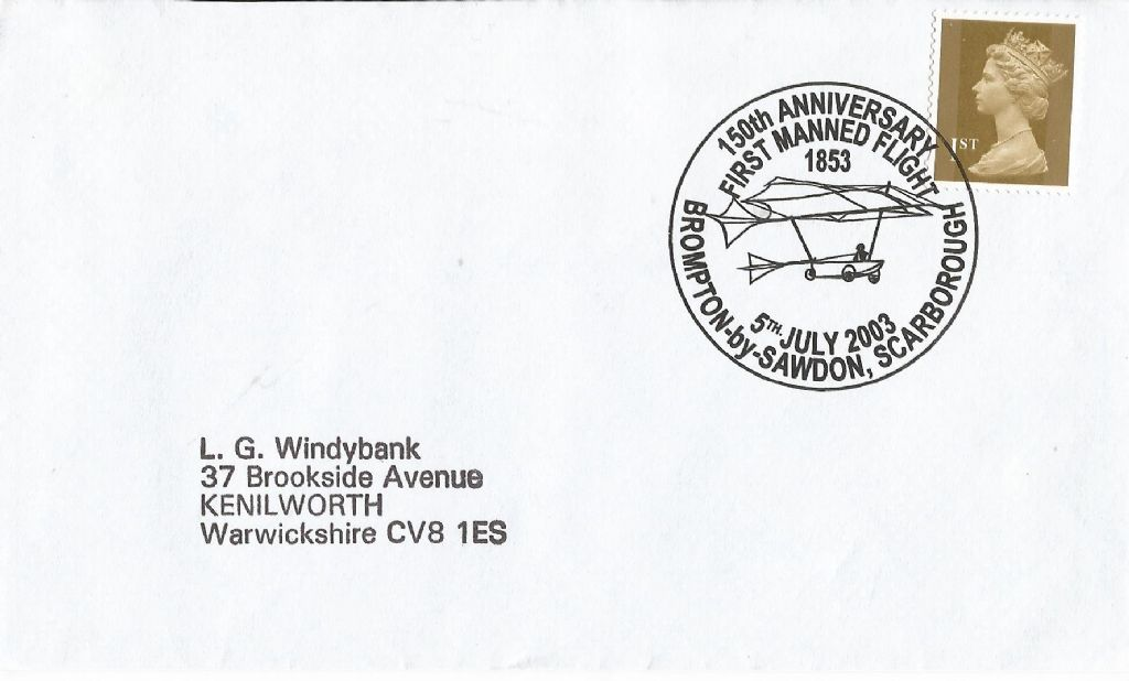 GB Illustrated Special Event Covers & Handstamp Postmarks