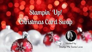 Customer Christmas Card Swap