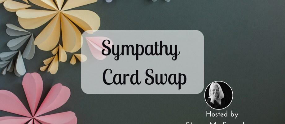 Sympathy Card Swap