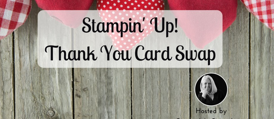 Thank You Card Swap
