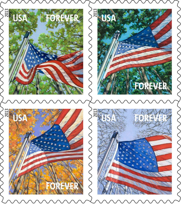 usps new issues 2014