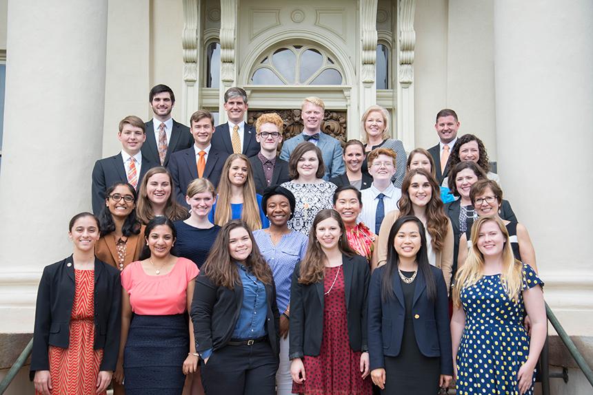 Mercer University; Macon GA Stamps Family Charitable