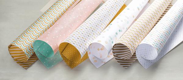 133695 Lullaby Designer Series Paper