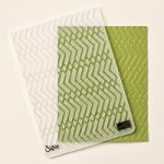 Stamp with Sarah Berry Stampin' Up! UK Zig Zag Textured Impressions Embossing Folder 133738