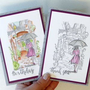 VIDEO: Masking with the Beautiful You Stamp Set from Stampin' Up!
