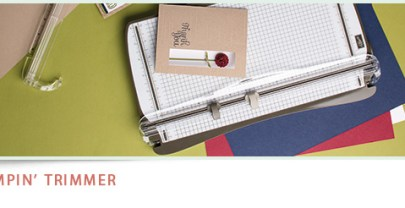 A Closer Look: Stampin' Trimmer