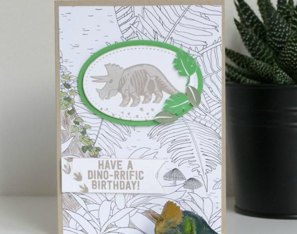 Blog Hop: Stampin' Creative Wildlife