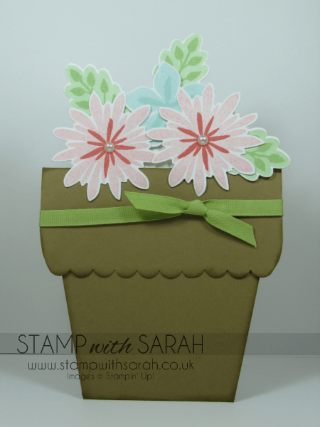 Flower Patch Card
