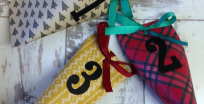 Blog Hop: Christmas Gift Wrapping Ideas