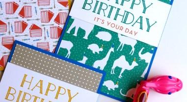 Blog Hop: Stampin' Creative Birthday Bonanza