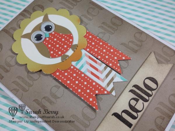Hello owl and more retro fresh sneak peek product!